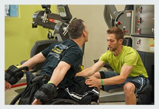 Clients at ExercisAbilities