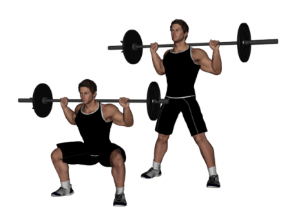 Wide Stance Squat