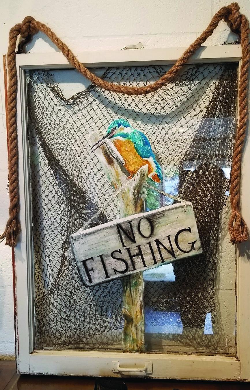 Fisher King Nicole Sagun