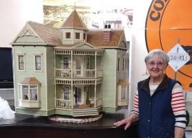 Origins of 'The Visalian' Dollhouse