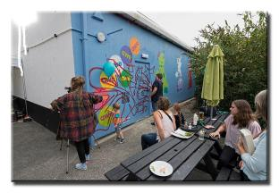 Exeter Paint Jam