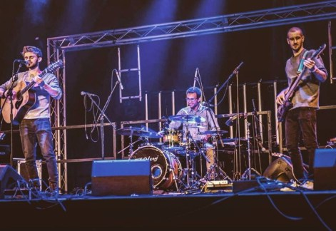 Ollie Dixon Trio