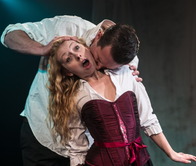 Dracula By Let Them Call It Mischief On At Pleasance Above