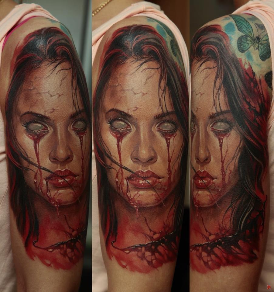 Tattoo By Dmitriy Samohin 20 Fotos Wwwzexede