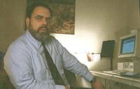 Reporter John Crewdson