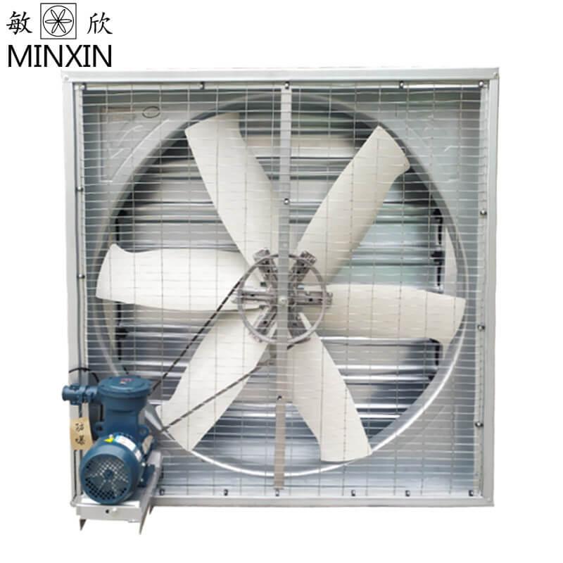 explosion proof industrial ventilation