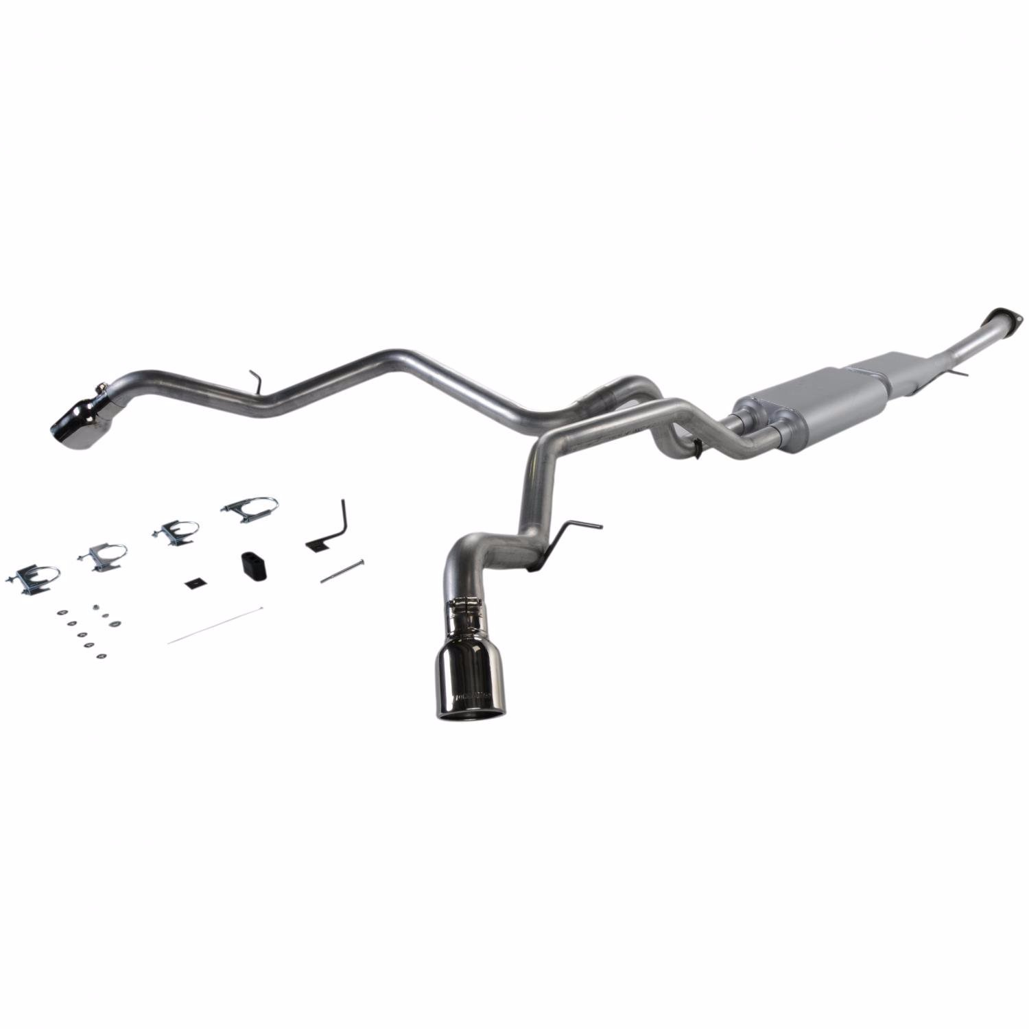 Flowmaster American Thunder Series Cat Back Exhaust