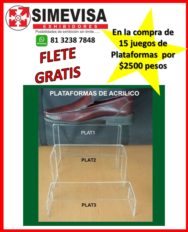 Promocion plataformas