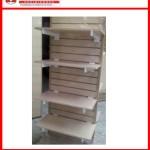 CHMO Charola De MDF 30 X 60 Oyamel Con Soportes 30 cms