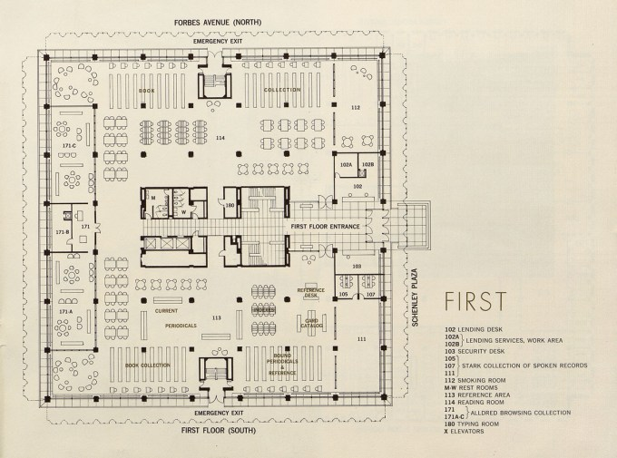 Cathedral Of Learning Floor Plan | Cathedral Of Learning Floor Plan Wikizie Co