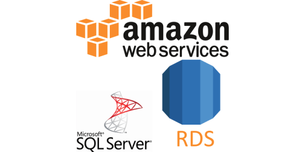 Native SQL Backup And Restores on AWS RDS