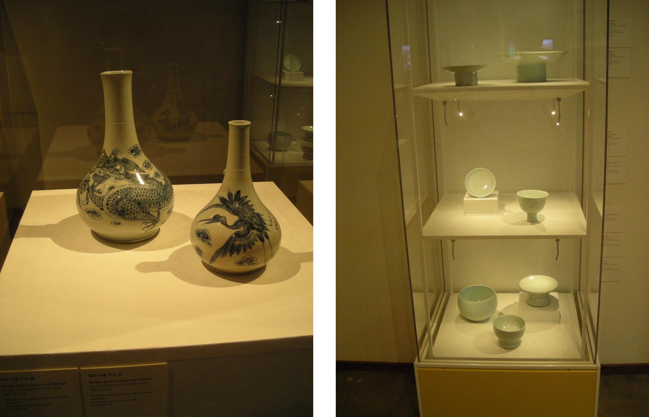 Color-categorized ceramics