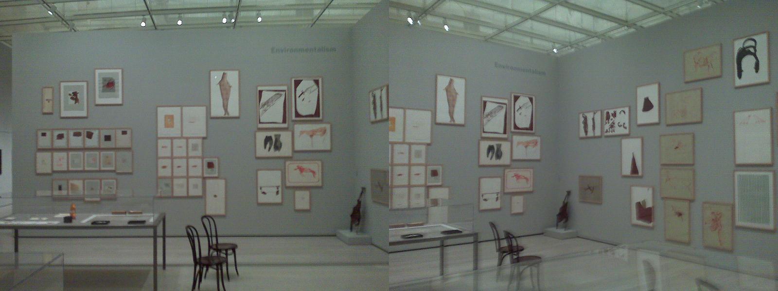 Stuff, stuff, lots of stuff own by the Broad Art Foundation