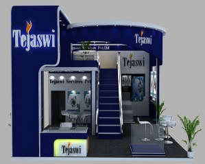 10x6 3d Exhibition Stall Design