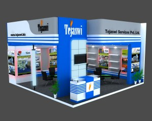 6x6_3d Exhibition Stall Design