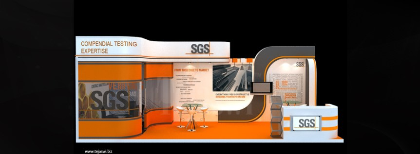 Medical Exhibition Stall Designer