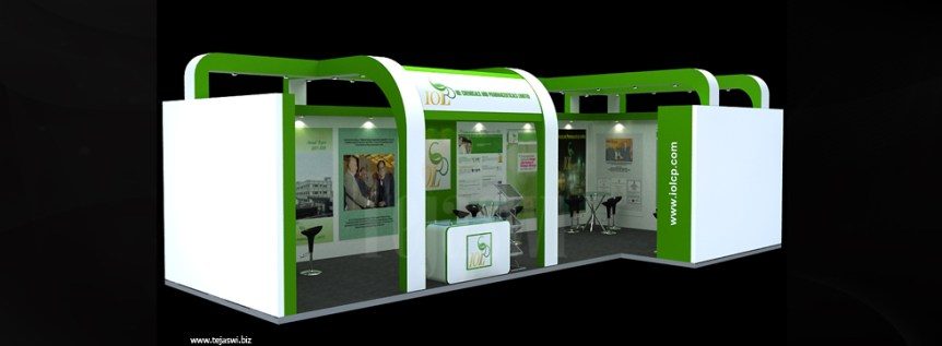 Education Exhibition Stall Designer