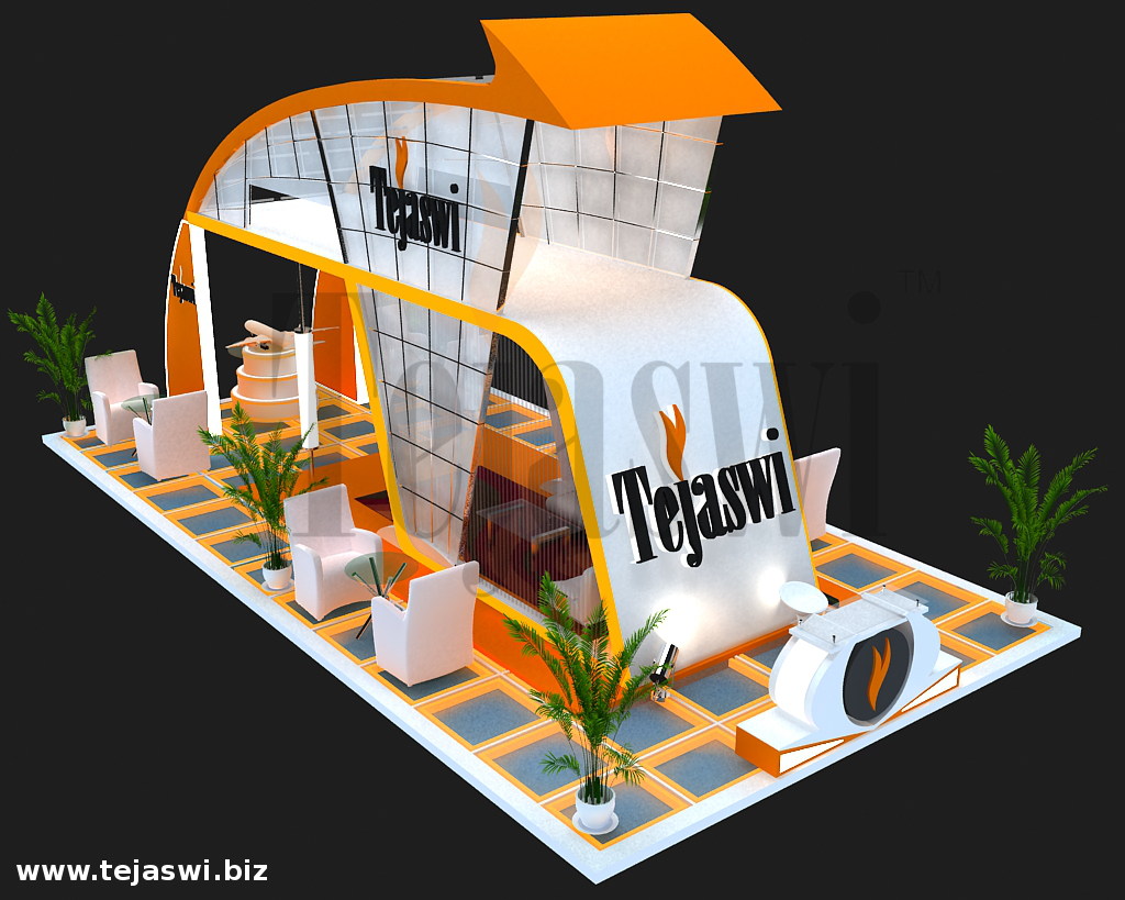 3d Exhibition Stall Designer