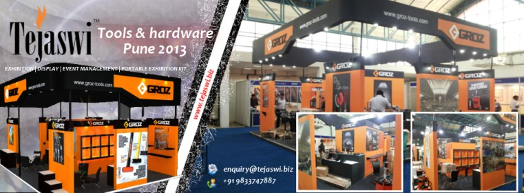 Exhibition Stand Construction, Exhibition Stall Fabrication, Exhibition Booth Construction