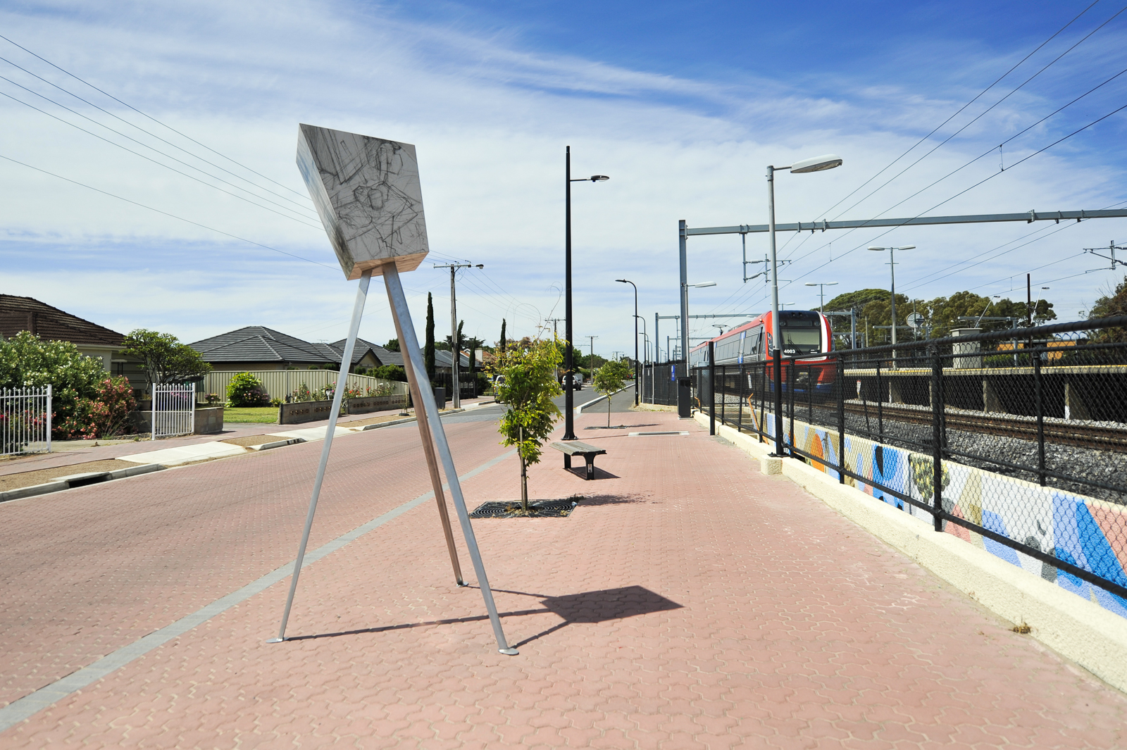 Ascot Park Public Artwork 4