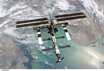 Developing Tech Demos for ISS