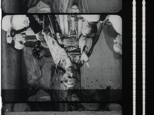 Newsreel (stills), 1958 © 1958, Raphael Montañez Ortiz Smithsonian American Art Museum, Museum purchase through the Luisita L. and Franz H. Denghausen Endowment
