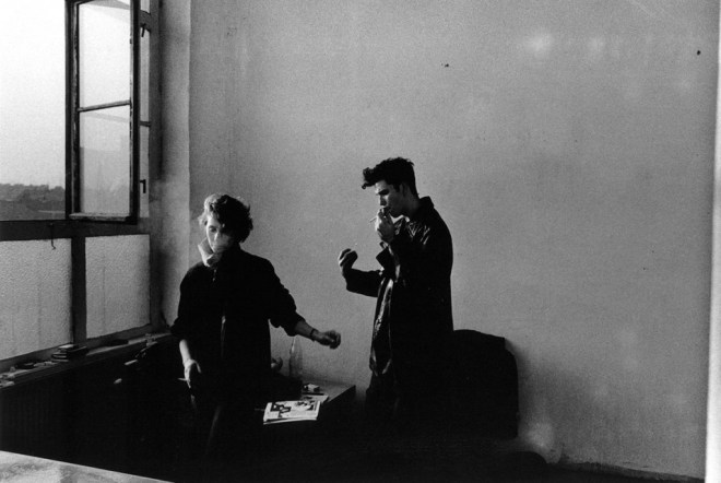 Allen Frame Butch and Frank, Berlin, 1984 Gitterman Gallery