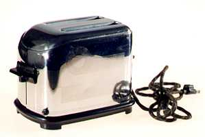 At Home  1920  Objects   Pop up electric toaster  1939 Pop up electric toaster  1939