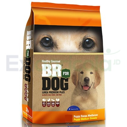 BR FOR DOG PUPPY MG