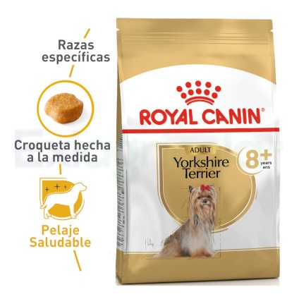 ROYAL CANIN YORKSHIRE ADULTO 8+ X 1.13 KG