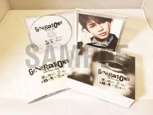 GENERATIONS アルバム 初回限定盤 4