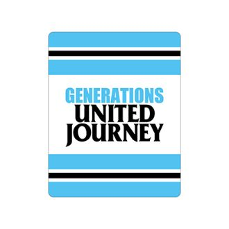 GENERATIONS UNITED JOURNEY ライブグッズ UNITED JOURNEY リストバンド