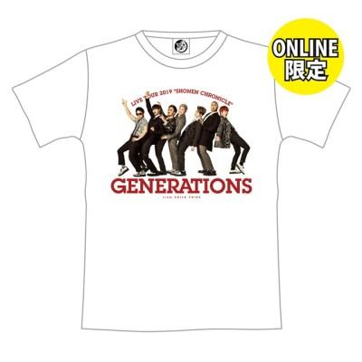 GENERATIONS 少年クロニクル グッズ  Tシャツ
