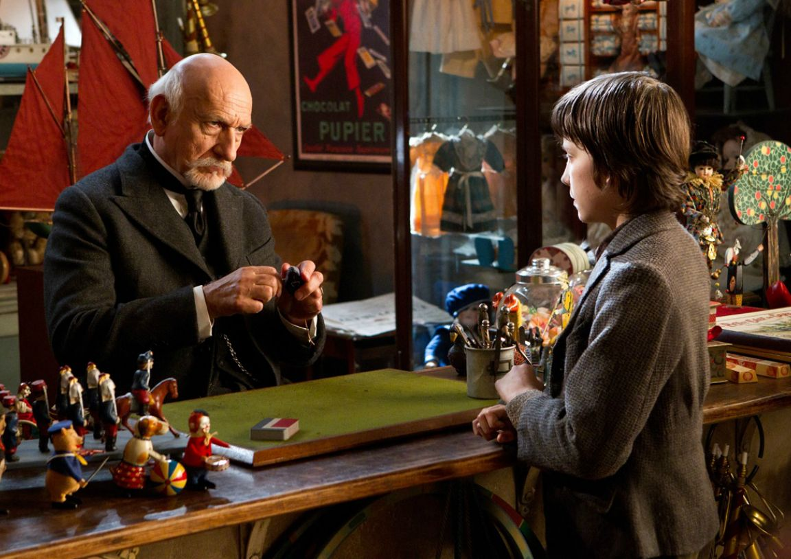 Hugo Movie Image Ben Kingsley Asa Butterfield 01 By