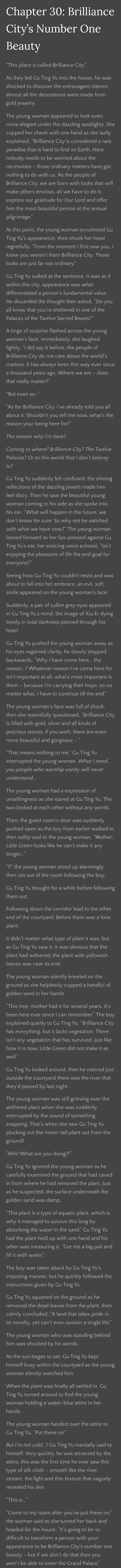 PSTB Chapter 30