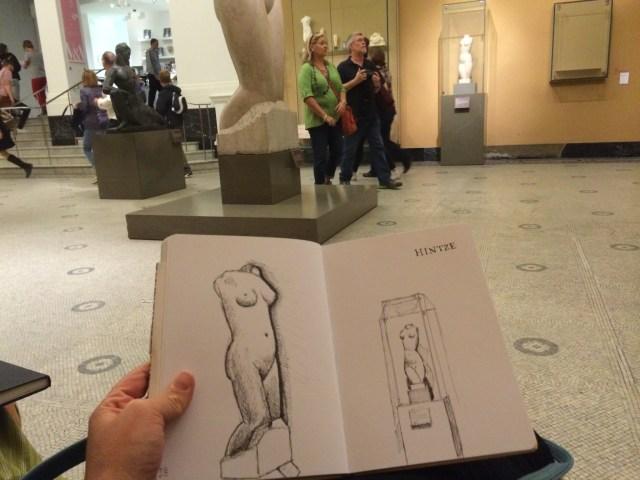 sketches at the v&a