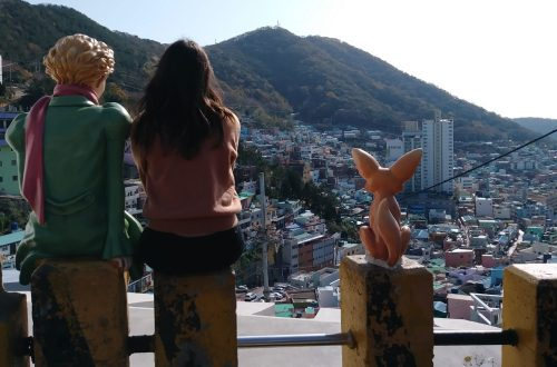 Gamcheon Village in Busan
