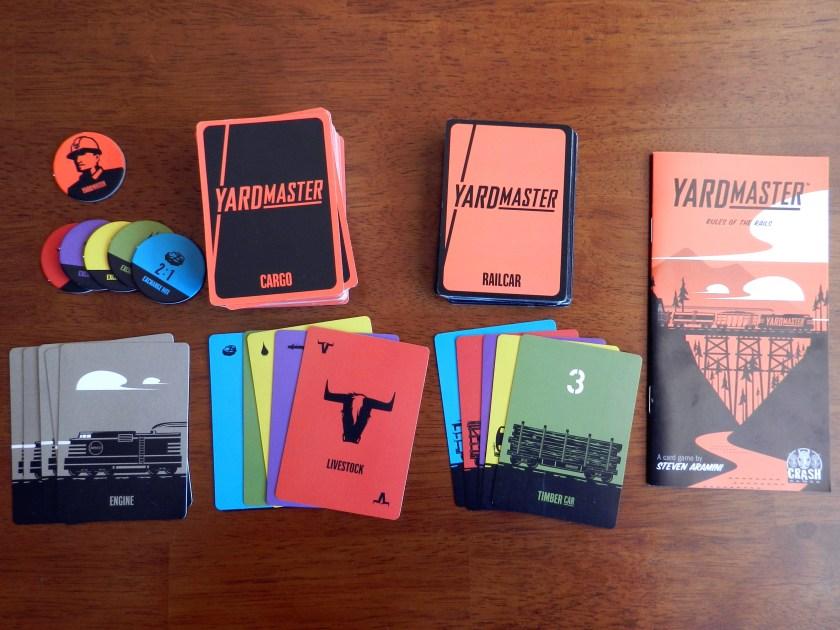 Yardmaster components