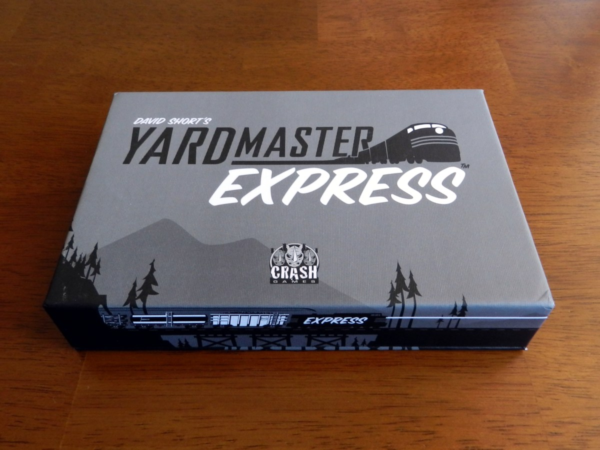 Yardmaster Express: A tiny train game that delivers on fun