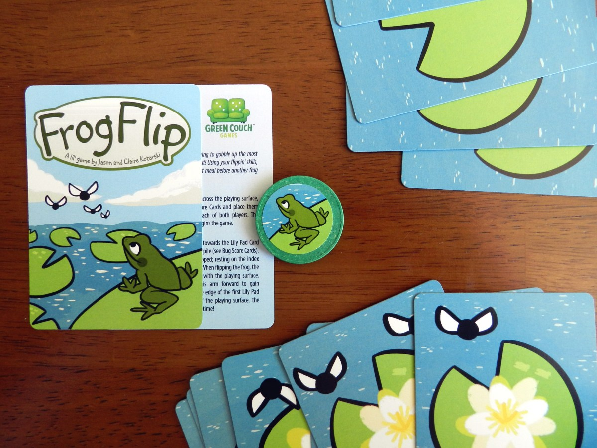 FrogFlip is flipping fun – Existential Reviews