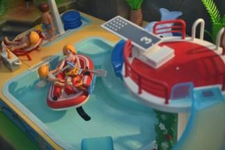 A cute display in the Playmobil Fun Park, Hal Far