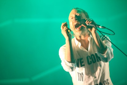 Thom Yorke, Atoms For Peace @ Exit2013 fstival