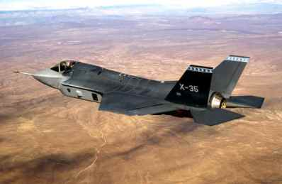 Lockheed Martin X-35_Lightning_flight-4_opt600x391_usaf