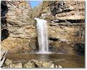 Cedar Falls at Petit Jean
