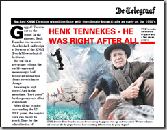 """Henk Tennekes - He was right after all (English translation)."""