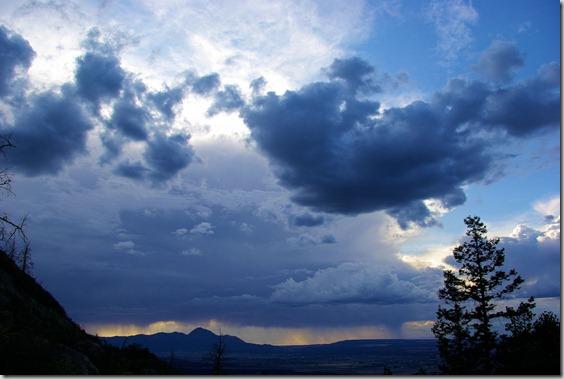 Mesa Verde, Knife Edge Trail, September 13, 2009