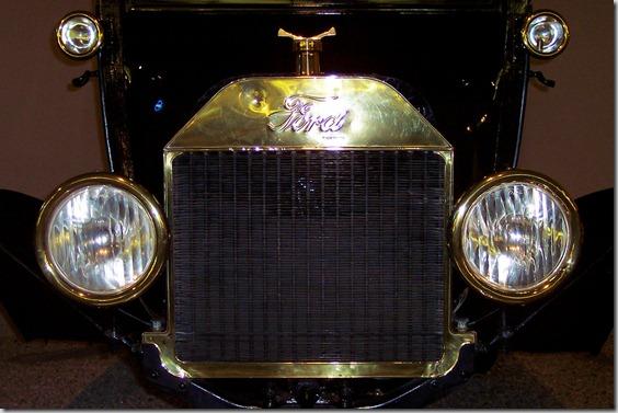 Museum of Automobiles, Petit Jean mountain, Arkansas, July 2005