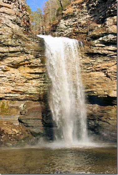Petit Jean State Park, Arkansas, January 6, 2007