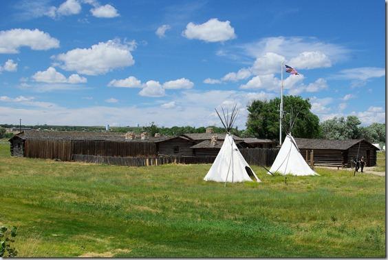 Fort Caspar, Casper, Wyoming