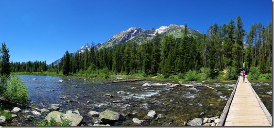 String Lake Trail, Grand Teton National Park